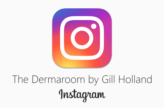 Follow The Dermaroom by Gill Holland on Instagram